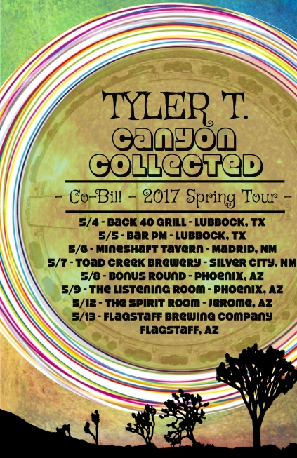 Tyler T and CC Tour Poster1
